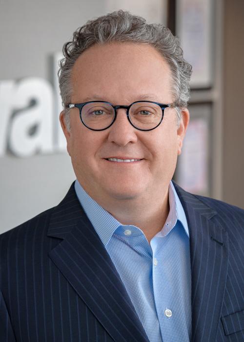 Stephen Eisenberg – Burns Harbor President