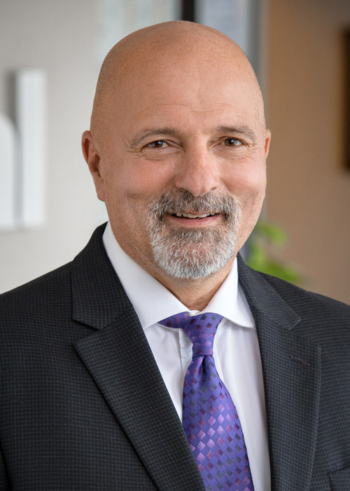 David Bazzy – President and COO