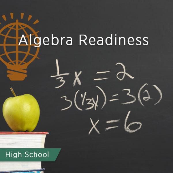 algebra problems on chalkboard