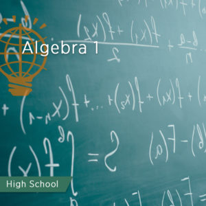 algebra problems on chalkboard