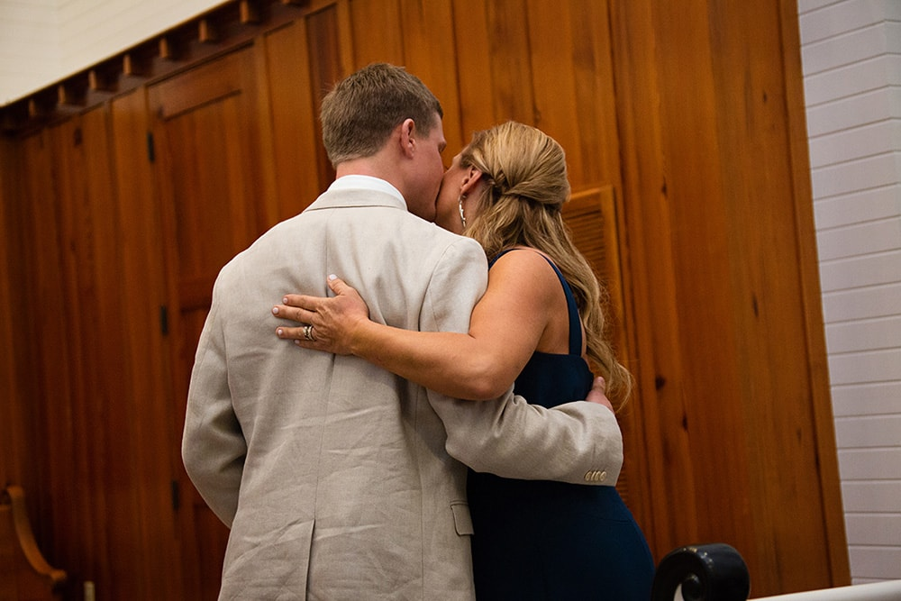 Darby & Will Wedding at The Chapel at Seaside, Photography by Jacqueline Ward Images