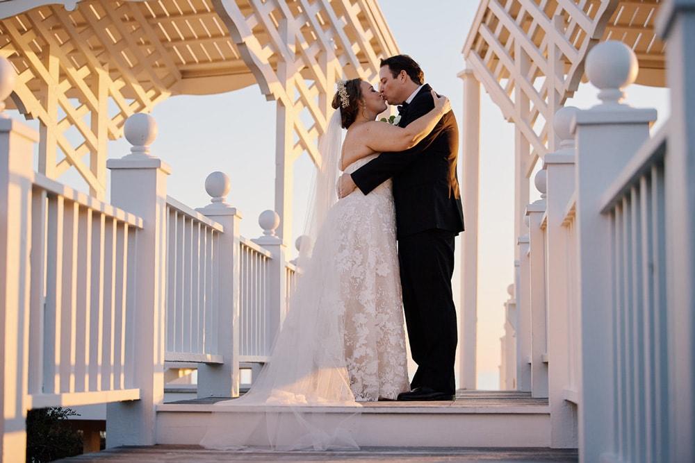 Laura & Joel Wedding at The Chapel at Seaside, Photography by Paul Johnson