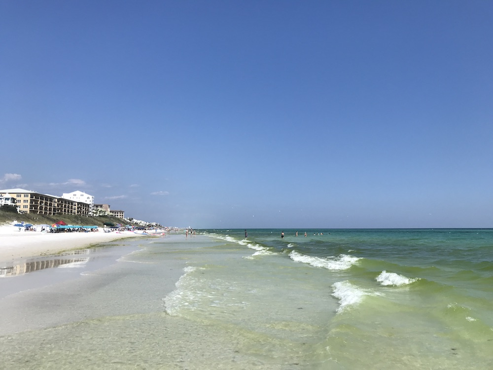 Seaside, Florida, Beach