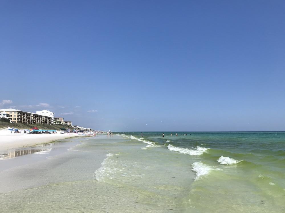 Seaside, Florida, Beach