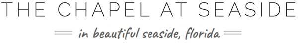 The Chapel at Seaside Logo