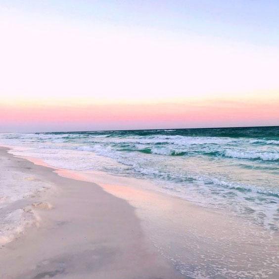 Seaside Florida Beach