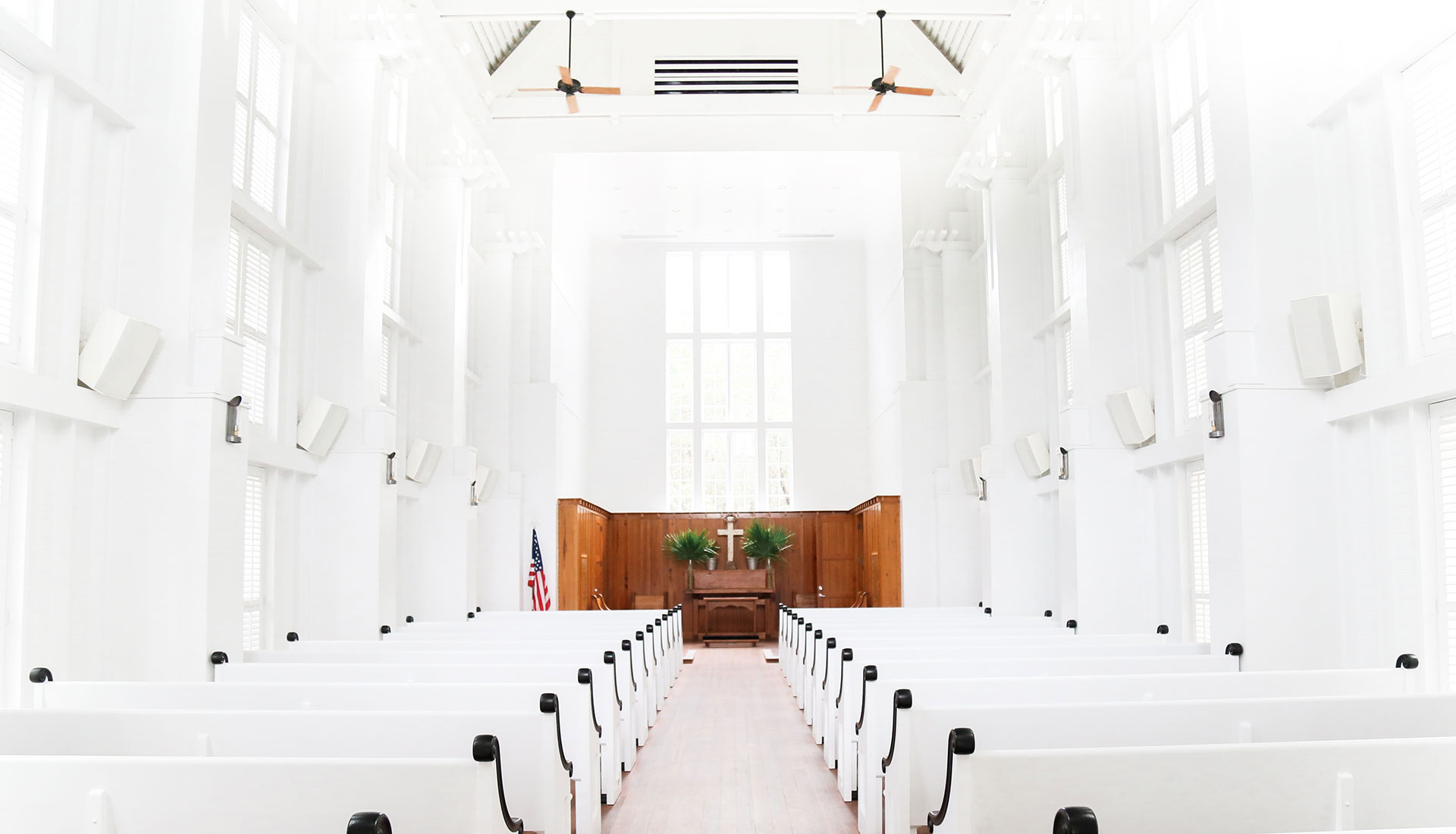 The Chapel at Seaside, Photography by Brenna Kneiss Photo Co.
