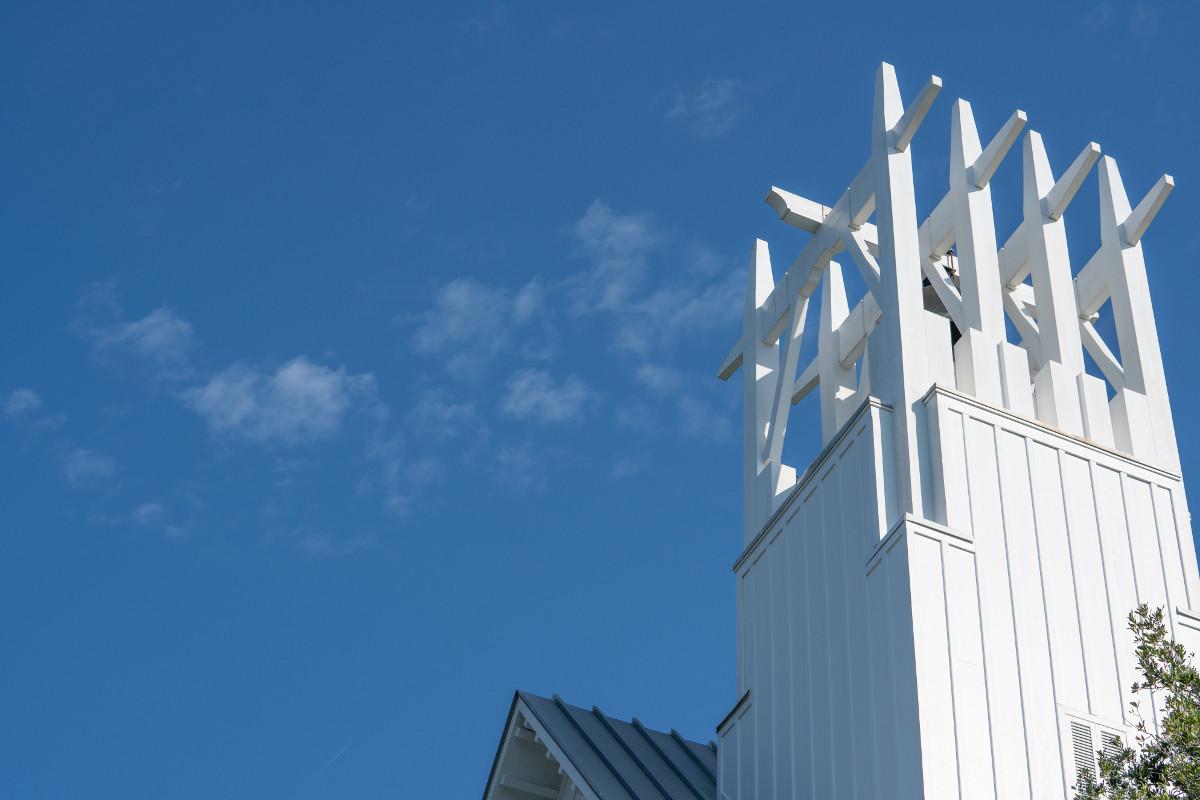 The Chapel at Seaside, Chapel Bell, Seaside Florida
