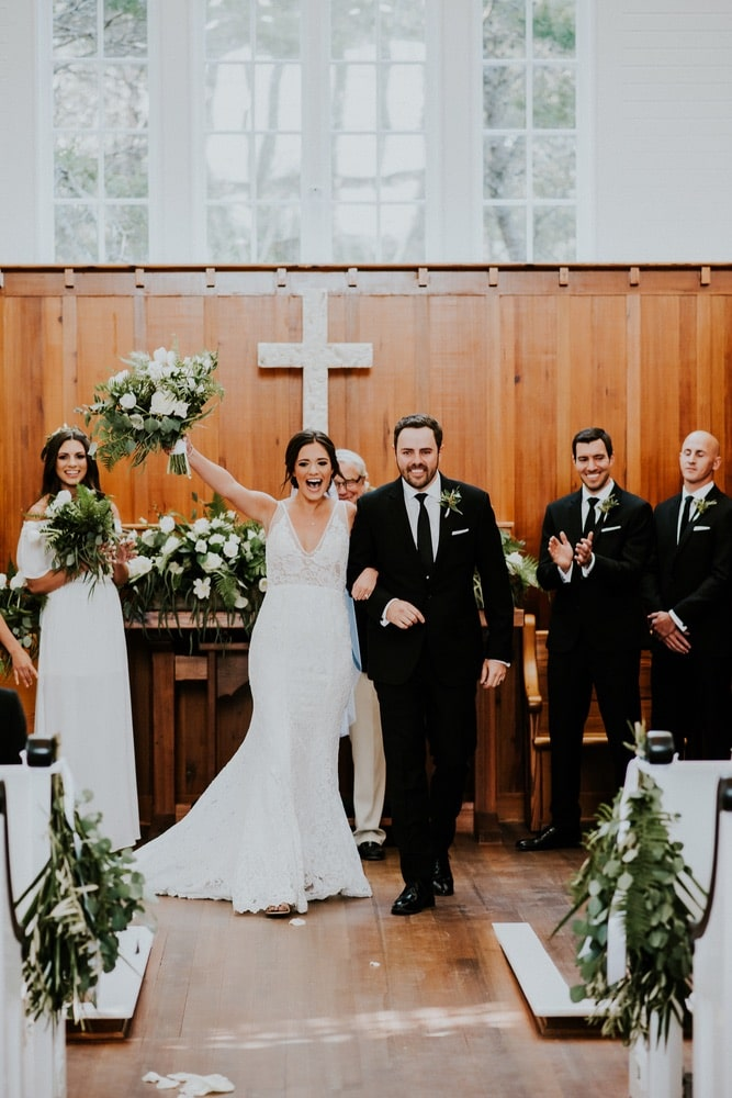 Anna & Landon Wedding at The Chapel at Seaside, Photography by Hello Miss Lovely