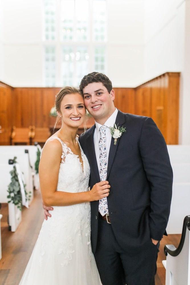 Luke & Kelsey Wedding, Photography by Brenna Kneiss Photo Co.