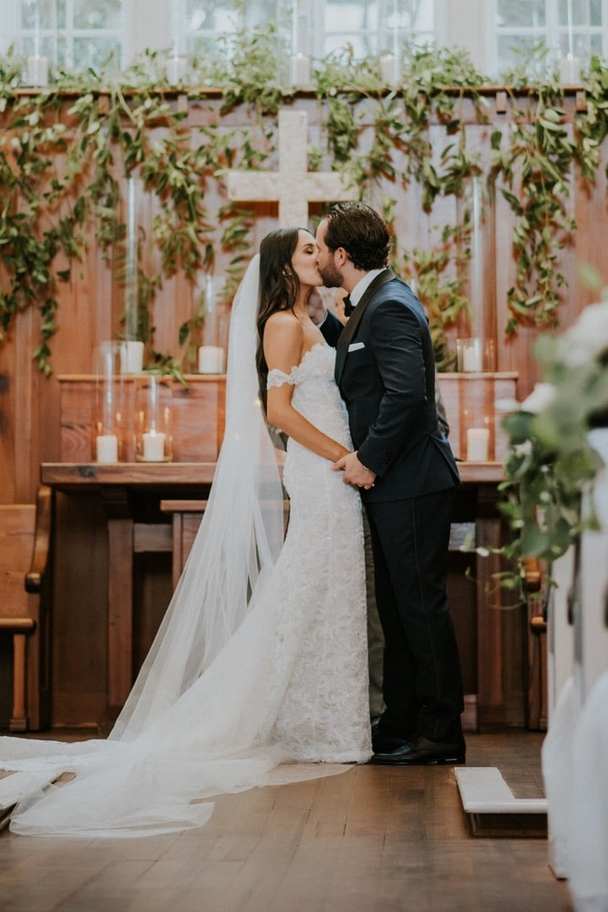Sofia & Freddy Wedding at The Chapel at Seaside, Photography by Hello Miss Lovely