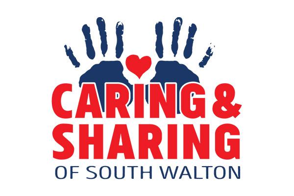 Caring & Sharing Logo