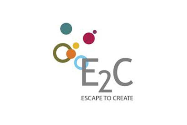 Escape to Create Logo
