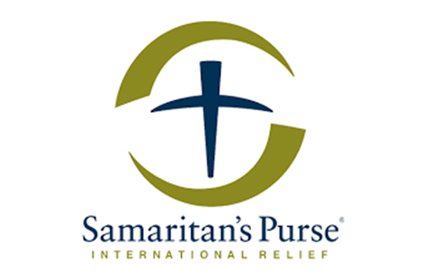 Samaritan's Purse, International Relief Logo