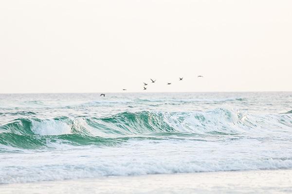 Seaside, Florida Beach
