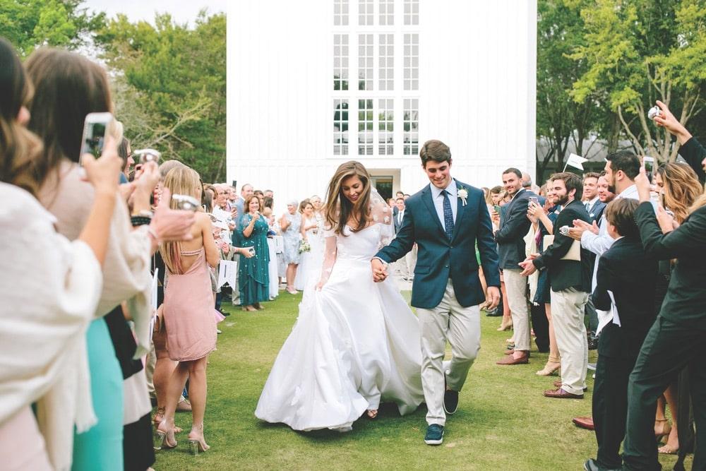 Evan & David Wedding at The Chapel at Seaside, Photos by Millie Holloman Photography