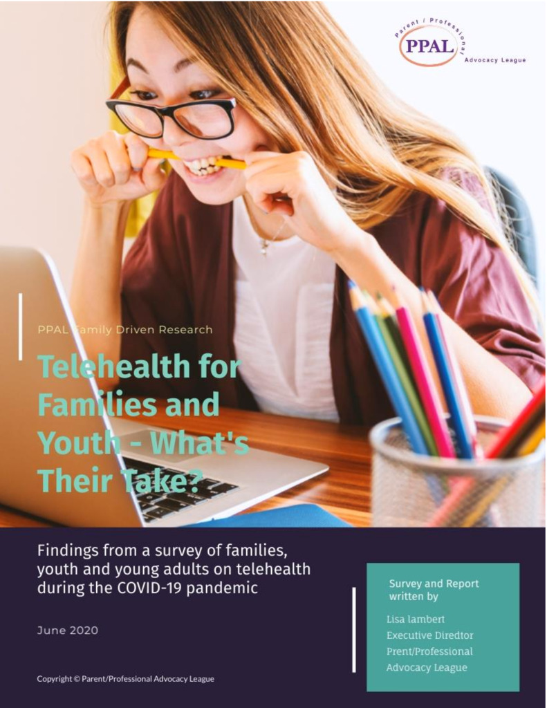 Telehealth for Families and Youth – What's Their Take?