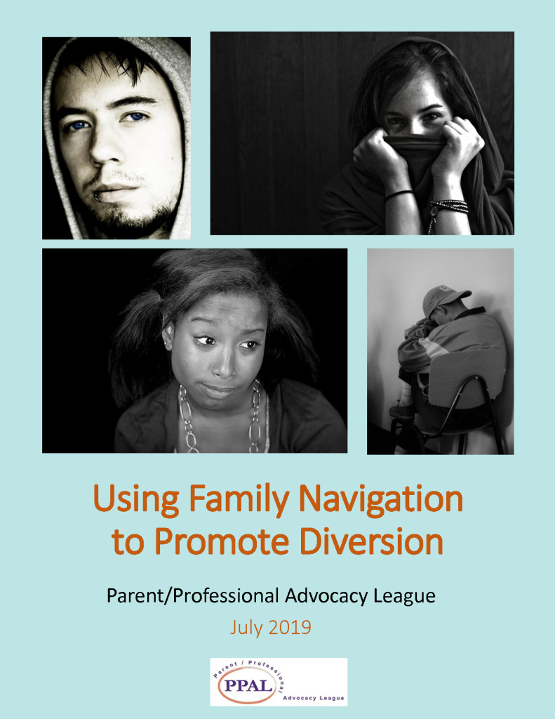 Using Family Navigation to Promote Diversion