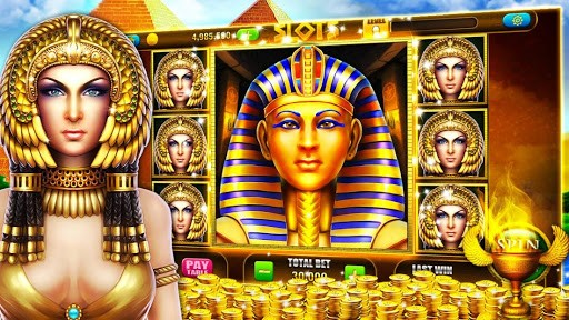 pharaoh game slot