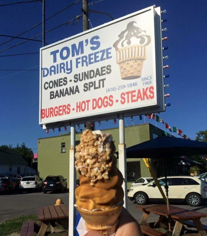 11 Ontario Ice Cream Shops That Are Worth The Drive