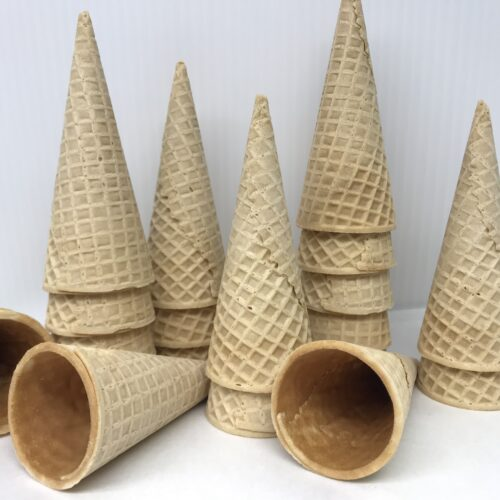 Four Pack Sugar Cones