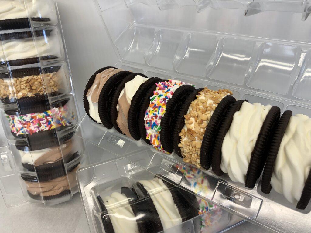 Variety Six Pack Ice Cream Sandwich