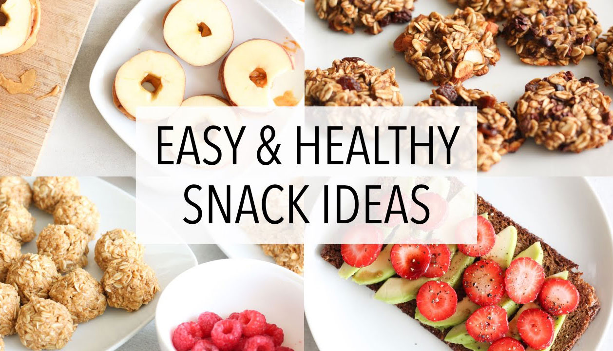 Healthy Snacking 101 for Seniors