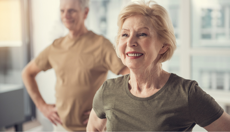 TOP 3 Seated Posture Fixing Exercises | STRENGTH For Seniors