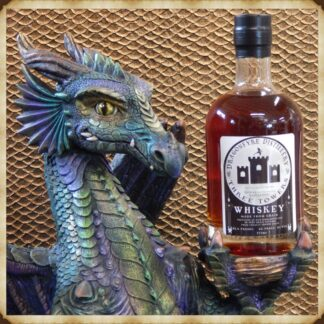 Dragonfyre Distillery Three Towers Whiskey in 375 ml bottle