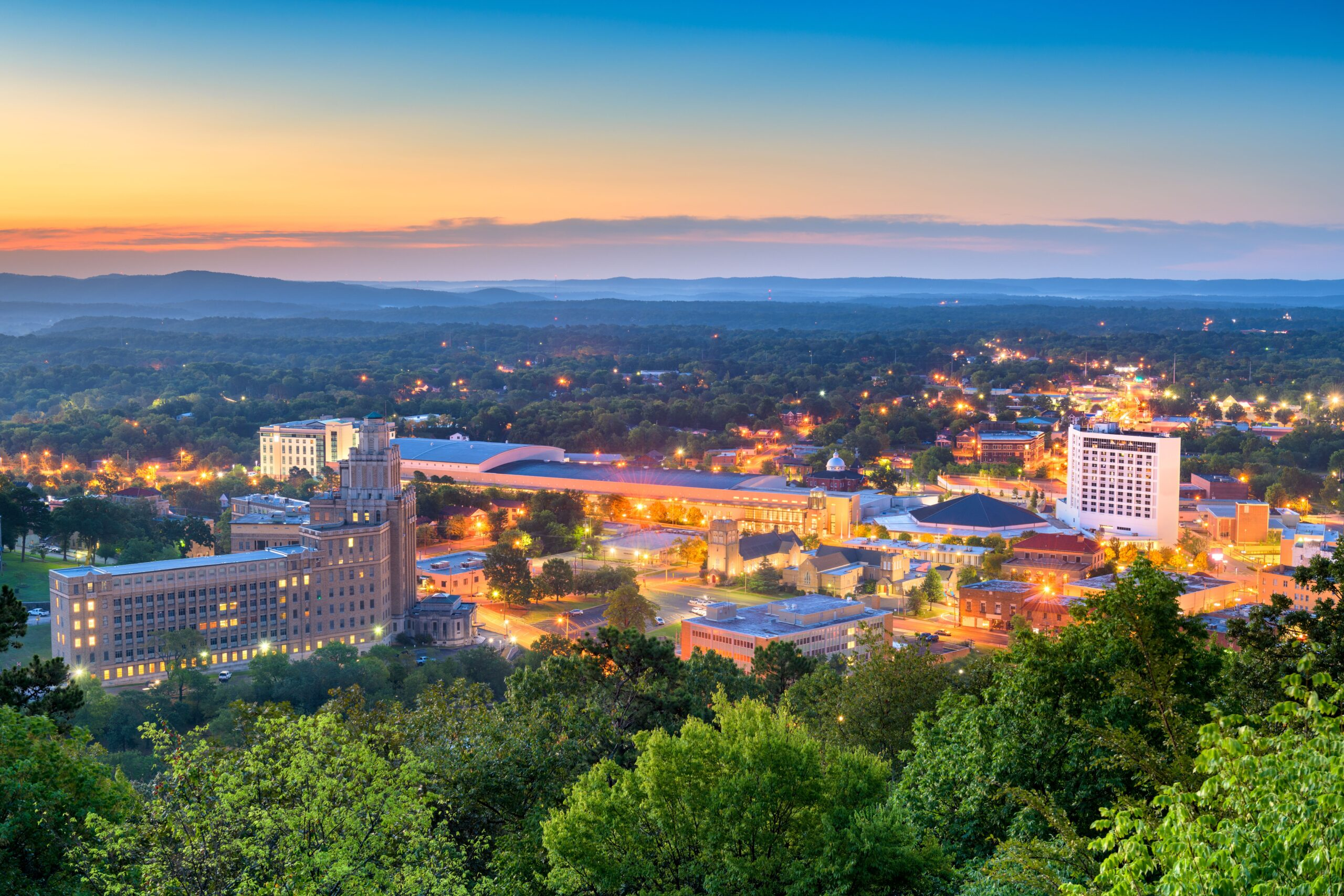 APEX Asset Advisors is located in beautiful Hot Springs, Arkansas.