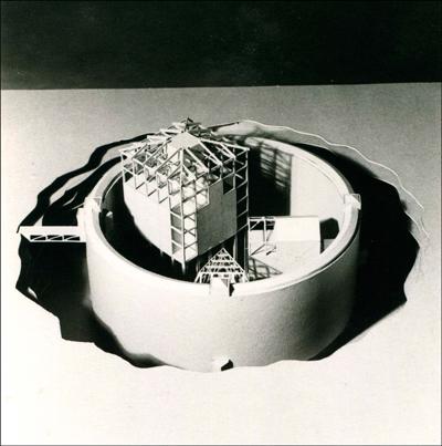 House Held Captive - Model