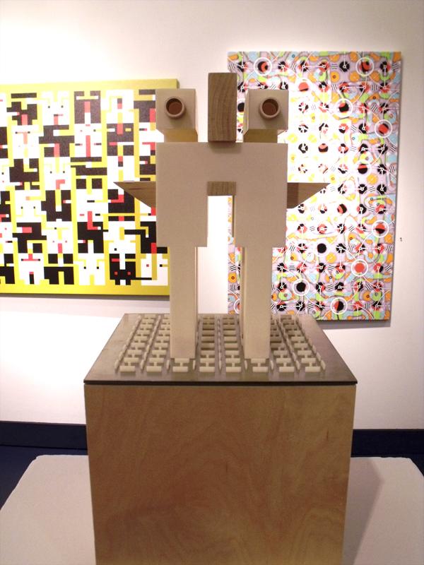Bits & Pieces Exhibition - Maria Neil Art Project
