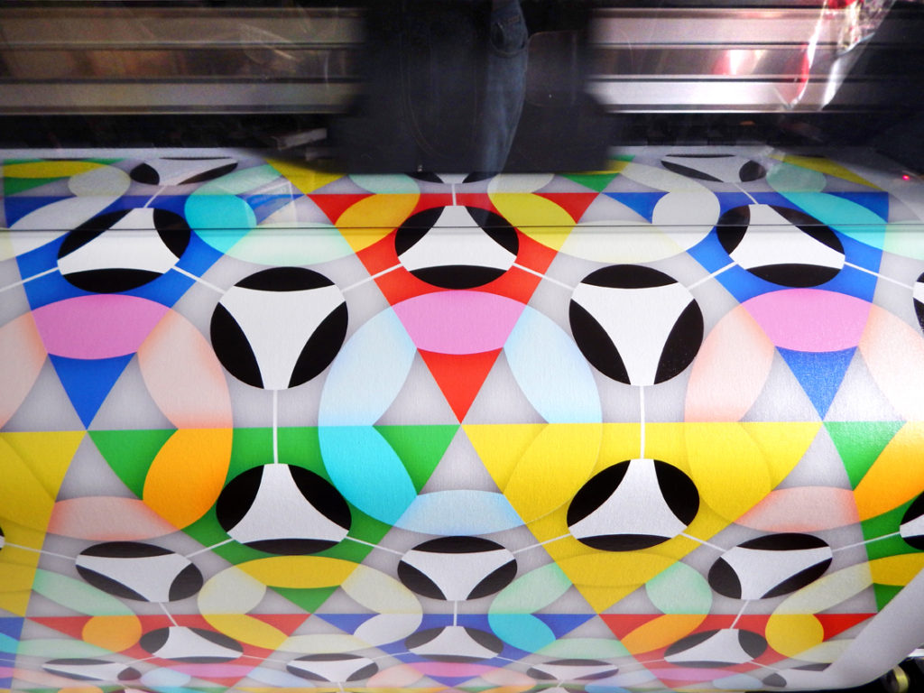 Photo of Print of Hex-Plex 2