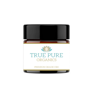 True Pure Organics Premium Hemp CBD Salve