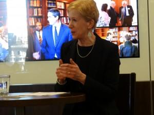 Dr. Susan Ross 1