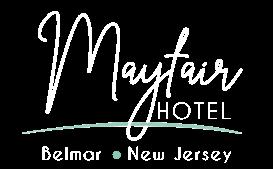 Mayfair Hotel | Belmar | Logo