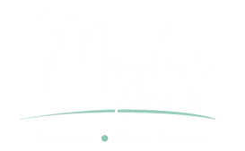 Mayfair Hotel   Belmar   Logo