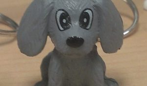 RINCO Collectible Puppy Keychains