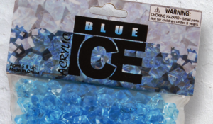 RINCO Acrylic Ice Display