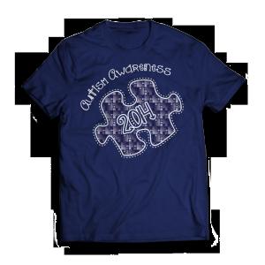 Autism Awareness Shirt- Team Daniel