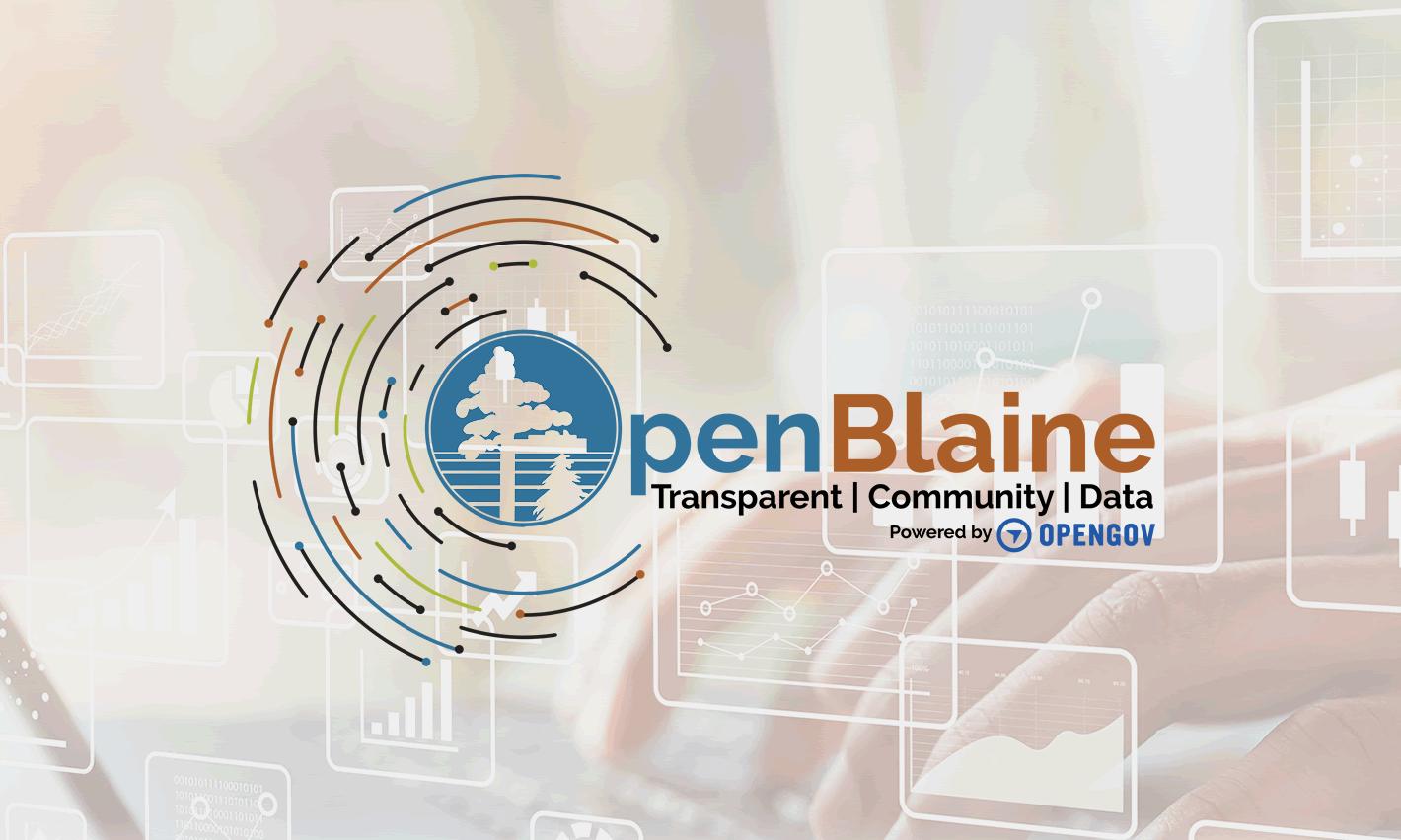 OpenBlaine Logo Design