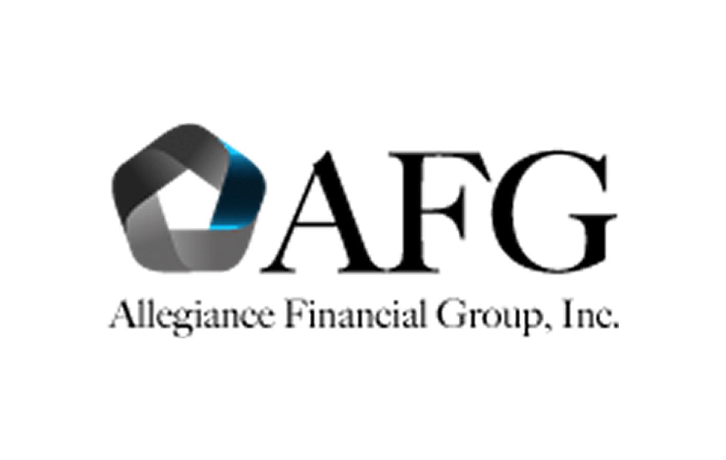 AFG Allegiance Financial Group Logo