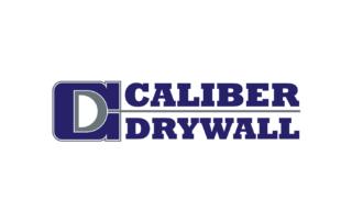 Caliber Drywall Logo