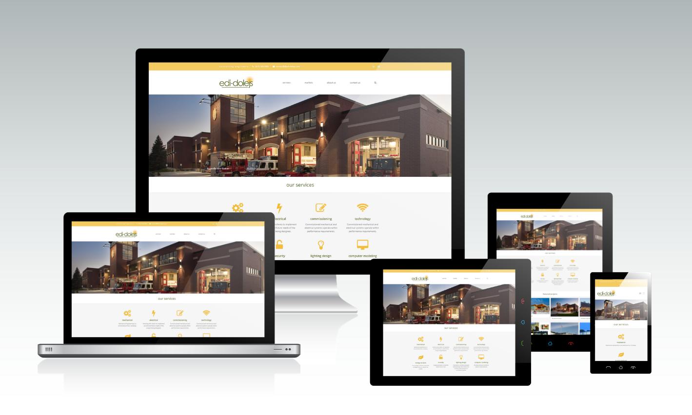 edi-dolejs Responsive Website Design