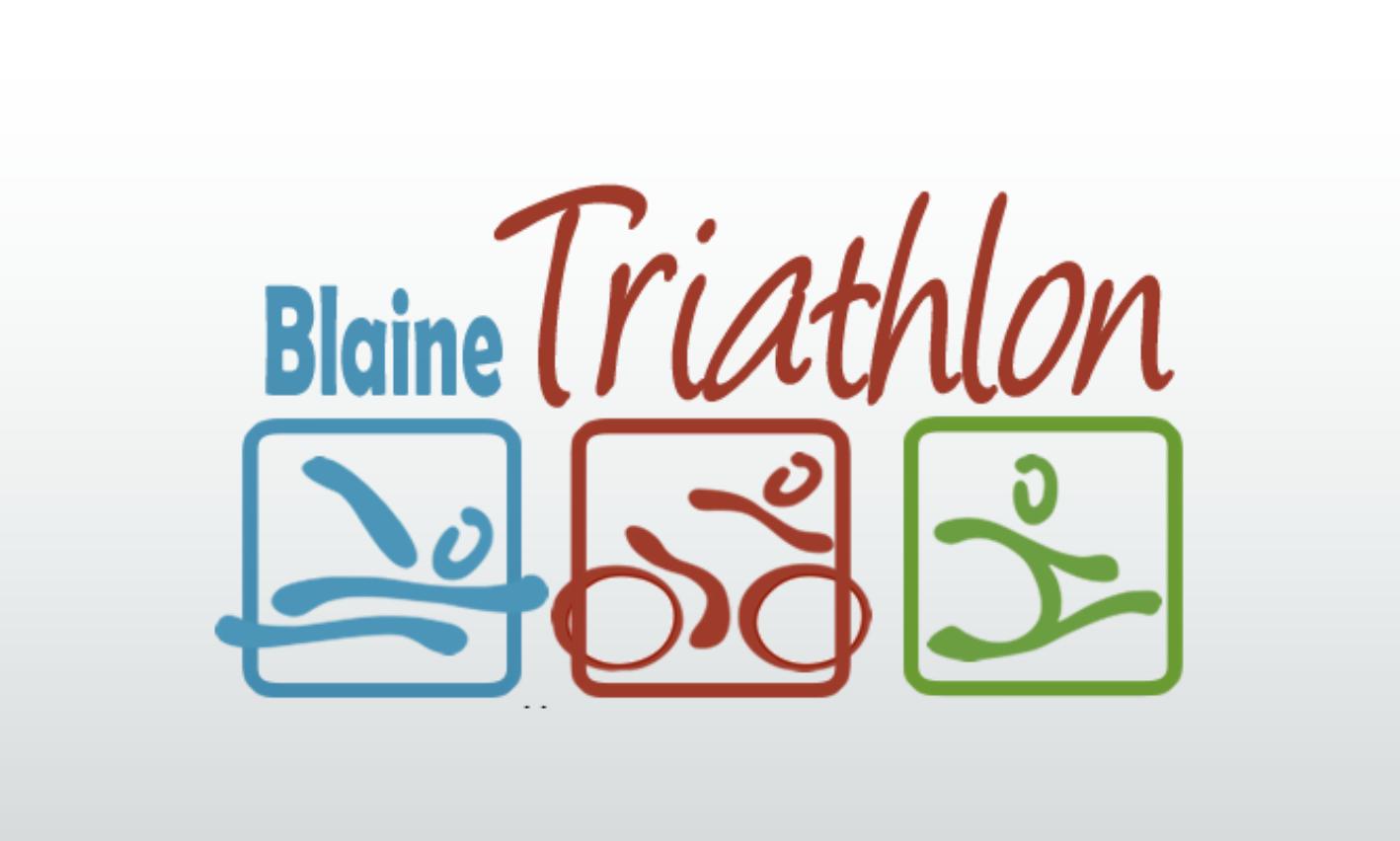 Blaine Triathlon
