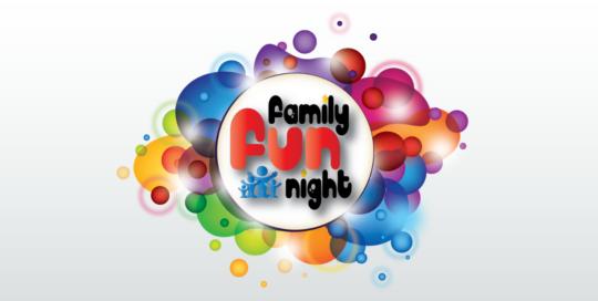 Family Fun Night Logo