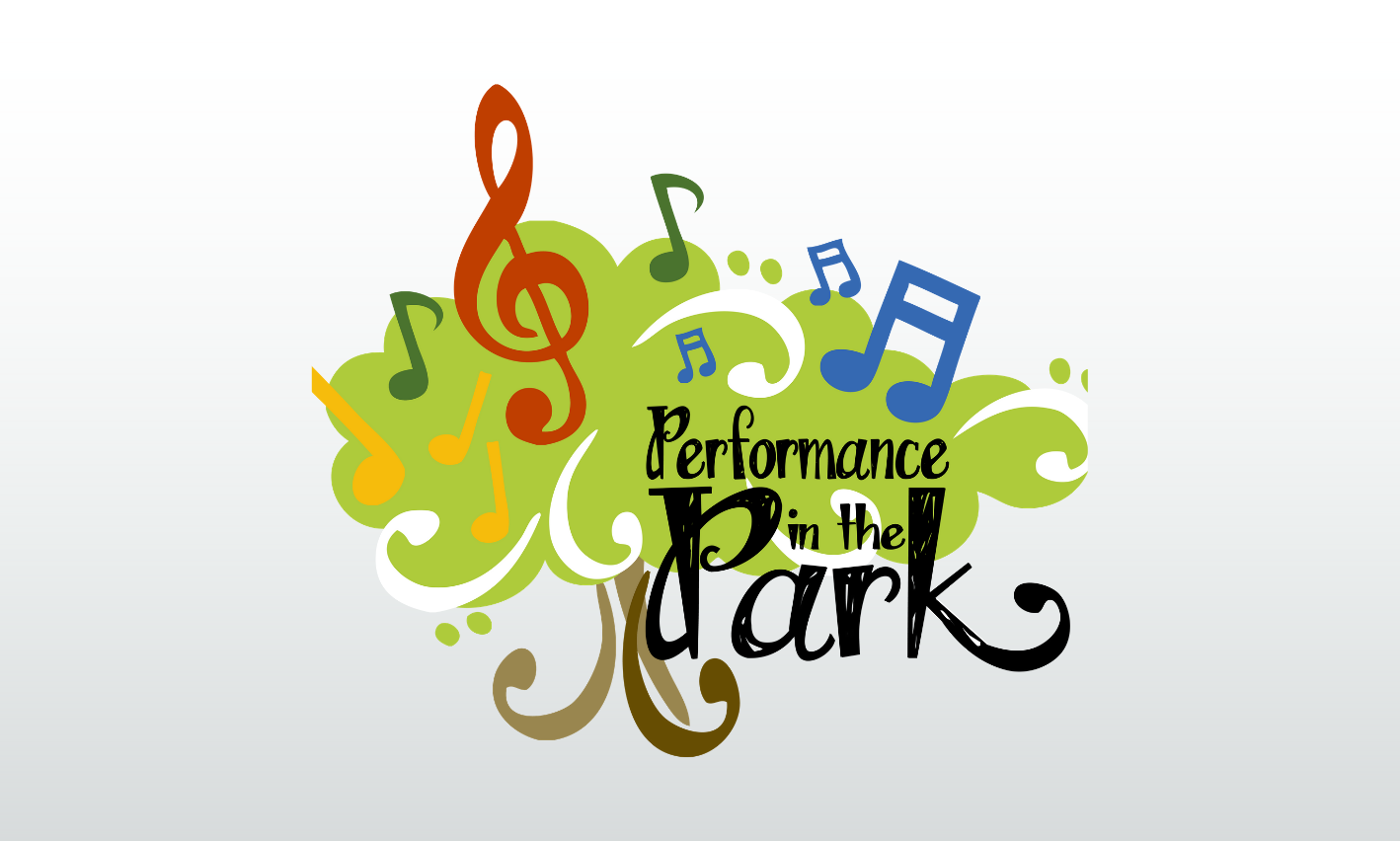 Performance in the Park Logo