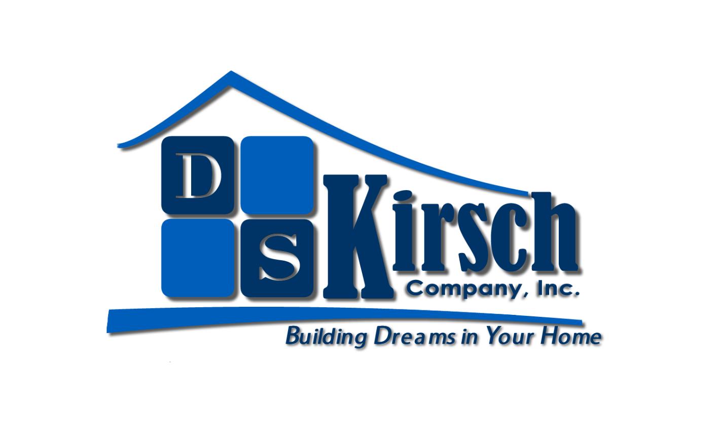 D S Kirsch Construction Logo
