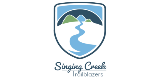 Singing Creek Trailblazers Logo Full Color