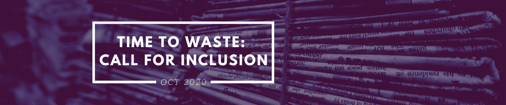 TIME TO WASTE: A Call for the Inclusion of Local Stakeholders in the San Jacinto River Waste Pits Remedial Design Process